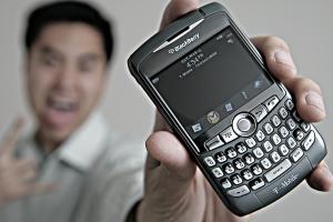 O meu, o nosso Blackberry!