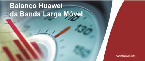 Balanço Huawei